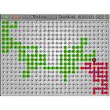 Speel tegen de AI op 3 verschillende niveau's of nodig een vriend uit voor een wedstrijd